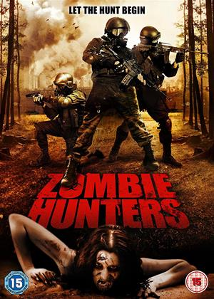 Rent Zombie Hunters (aka Hunting Grounds) Online DVD Rental