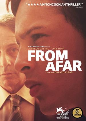 Rent From Afar (aka Desde Allá) Online DVD Rental