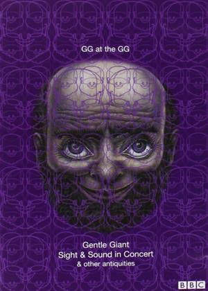 Rent Gentle Giant: GG at the GG Sight and Sound in Concert Online DVD Rental