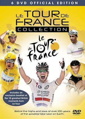 Le Tour De France: Official Collection Online DVD Rental
