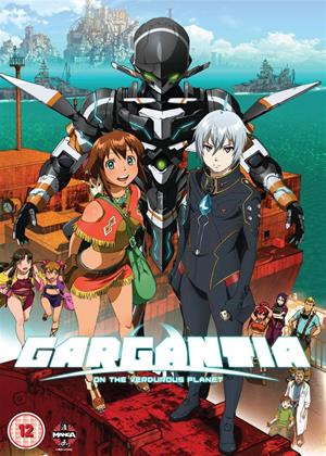 Gargantia on the Verdurous Planet: The Complete Series Online DVD Rental