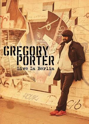 Gregory Porter: Live in Berlin Online DVD Rental