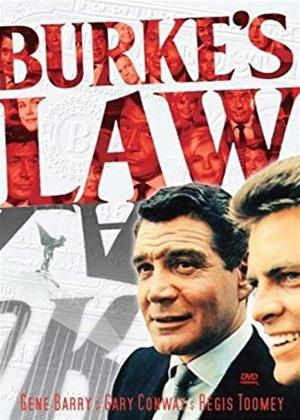 Burke's Law: Series 2 Online DVD Rental