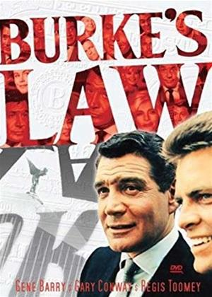 Burke's Law: Series 3 Online DVD Rental
