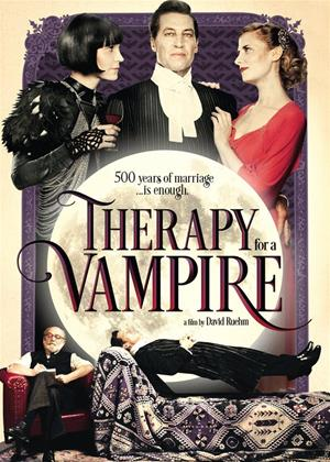 Therapy for a Vampire Online DVD Rental