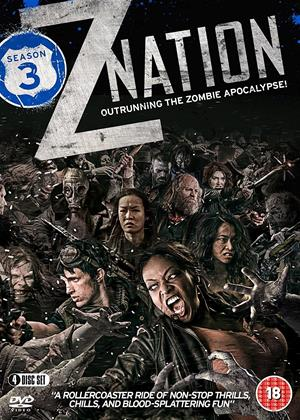 Z Nation: Series 3 Online DVD Rental