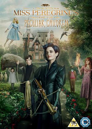 Miss Peregrine's Home for Peculiar Children Online DVD Rental
