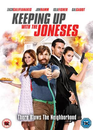 Keeping Up with the Joneses Online DVD Rental