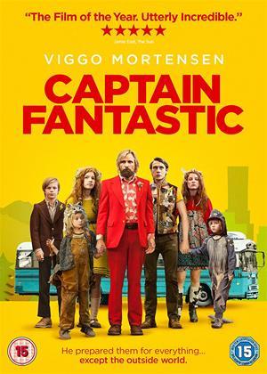 Captain Fantastic Online DVD Rental