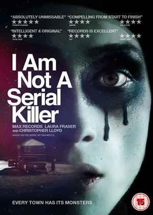 I Am Not a Serial Killer Online DVD Rental