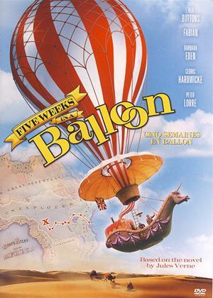 Five Weeks in a Balloon Online DVD Rental
