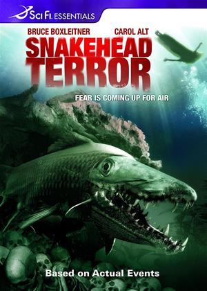 Snakehead Terror Online DVD Rental