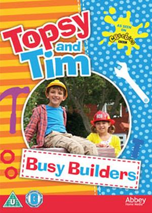 Topsy and Tim: Busy Builders Online DVD Rental