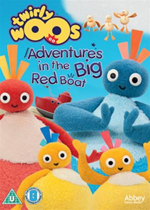 Twirlywoos: Adventures in the Big Red Boat Online DVD Rental