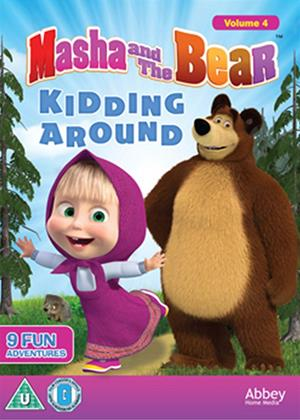 Masha and the Bear: Kidding Around Online DVD Rental
