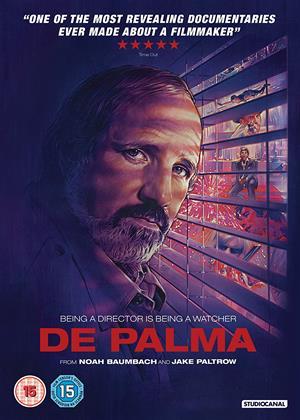 De Palma Online DVD Rental