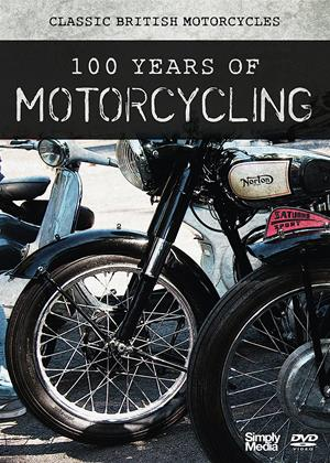 100 Years of Motorcycling Online DVD Rental