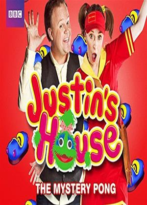 Justin's House: The Mystery Pong Online DVD Rental