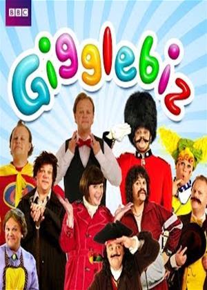 Gigglebiz: He's Behind You Nana Knickerbocker! Online DVD Rental