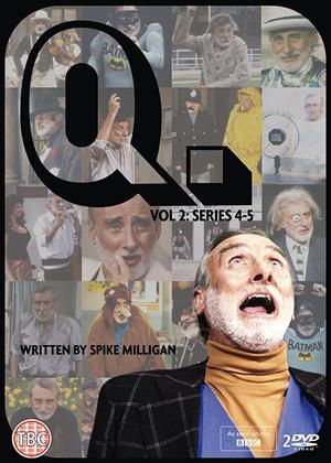 Q.: Vol.2 Online DVD Rental