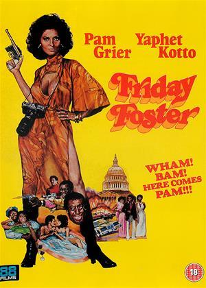 Friday Foster Online DVD Rental