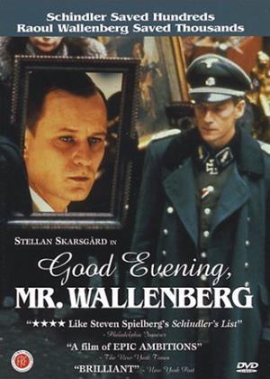 Good Evening, Mr. Wallenberg Online DVD Rental