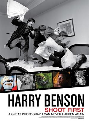 Harry Benson: Shoot First Online DVD Rental