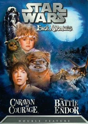 Ewok Adventures: Caravan of Courage / The Battle for Endor Online DVD Rental