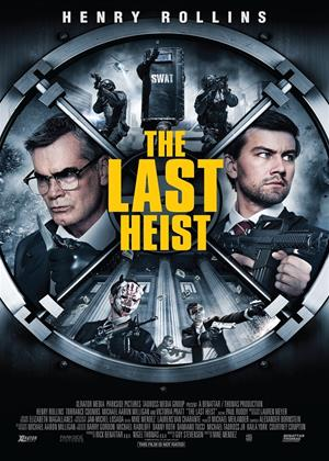 Rent The Last Heist Online DVD Rental
