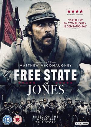 Free State of Jones Online DVD Rental