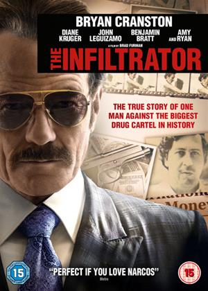 The Infiltrator Online DVD Rental