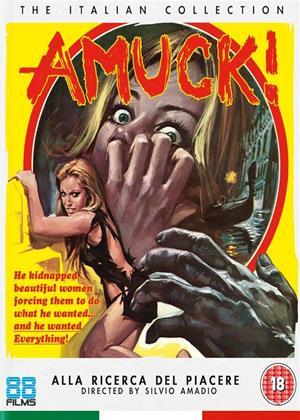 Amuck! Online DVD Rental