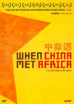 When China Met Africa Online DVD Rental