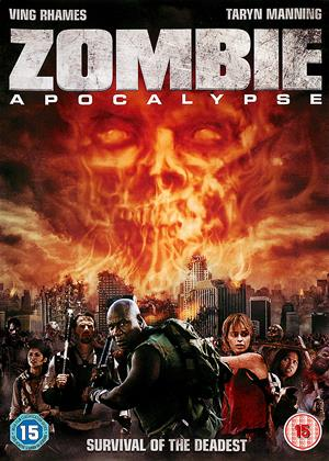 Zombie Apocalypse Online DVD Rental