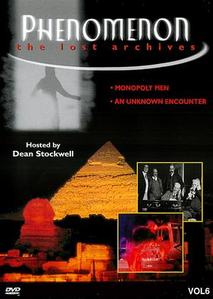 Rent Phenomenon: The Lost Archives: Vol.6 Online DVD Rental