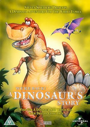 We're Back!: A Dinosaur's Story Online DVD Rental