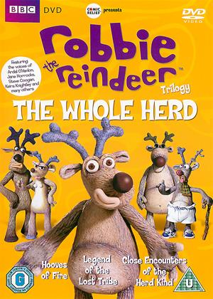 Rent Robbie the Reindeer Triology: The Whole Herd Online DVD Rental