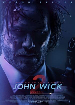 John Wick: Chapter 2 Online DVD Rental