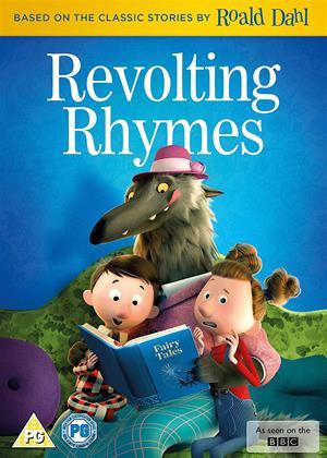 Revolting Rhymes Online DVD Rental