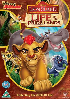 The Lion Guard: Life in the Pride Lands Online DVD Rental