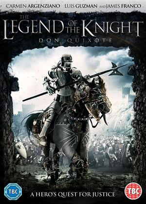 The Legend of the Knight: Don Quixote Online DVD Rental