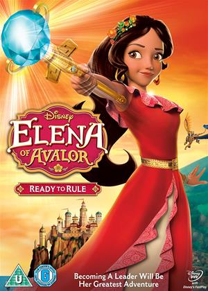 Elena of Avalor: Ready to Rule Online DVD Rental