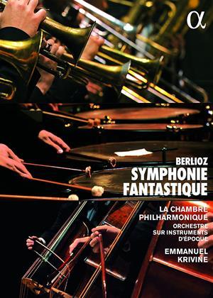 Berlioz: Symphonie Fantastique (Emmanuel Krivine) Online DVD Rental