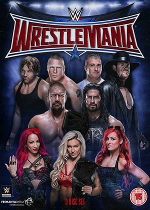 WWE: Wrestlemania 32 Online DVD Rental