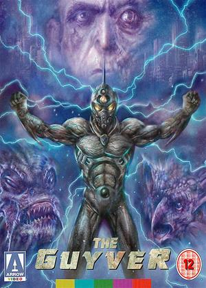 The Guyver Online DVD Rental
