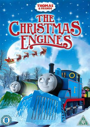 Thomas and Friends: The Christmas Engines Online DVD Rental