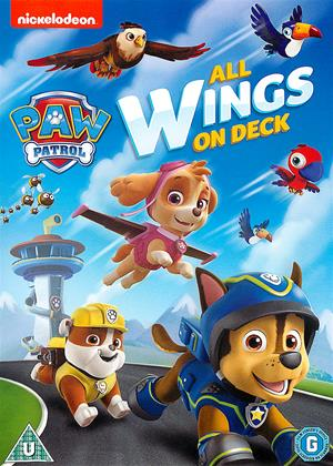 Rent Paw Patrol: All Wings on Deck Online DVD Rental