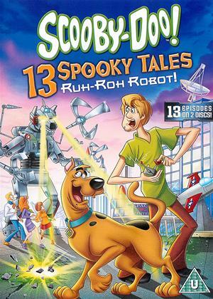 Scooby-Doo!: 13 Spooky Tales: Ruh-Roh Robot! Online DVD Rental