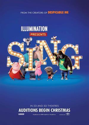Sing Online DVD Rental