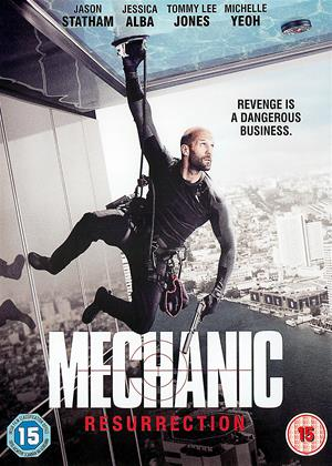 Mechanic: Resurrection Online DVD Rental